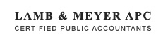 LAMB & MEYER APC - Certified Public Accountant - Accounting firm in San Diego